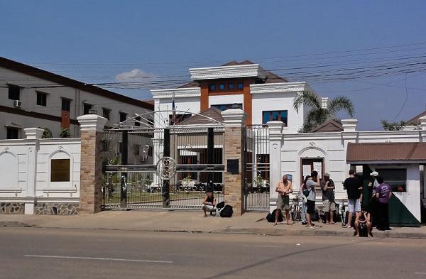 Оформление визы в Таиланд в Лаосе. Тайское консульство во Вьентьяне